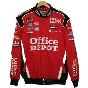 Office Depot Nascar Racing Tony Stewart Jacket NEW